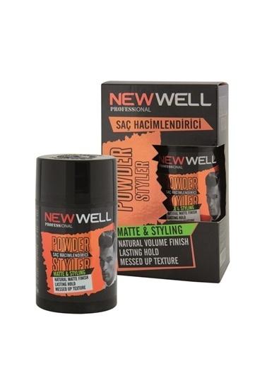 New Well Powder Styler Mat Saç Hacimlendirici 20 Gr Renksiz